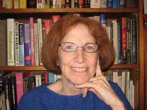 Amy Saldinger, Ph.D. photo
